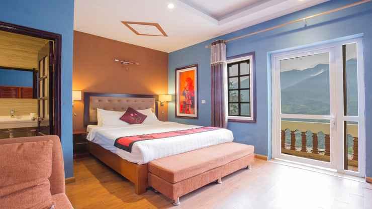 BEDROOM Sapa Eden Hotel