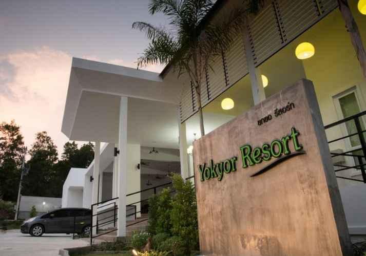 LOBBY YokYor Resort