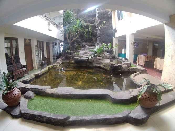 LOBBY Cozy Room near Keraton Jogja at Musafira
