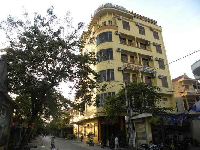 EXTERIOR_BUILDING Khách sạn Hà Nội Quảng Bình