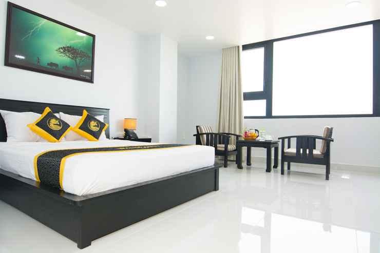 EXTERIOR_BUILDING Khách sạn Hoang Long