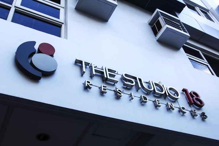 EXTERIOR_BUILDING The Studio 18 Residences