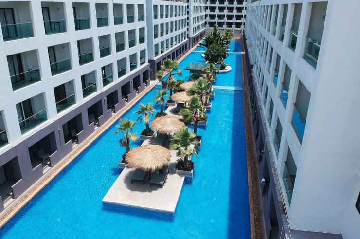 EXTERIOR_BUILDING Woraburi Pattaya Resort & Spa
