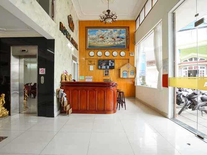 LOBBY Hoang Gia Hotel Dalat
