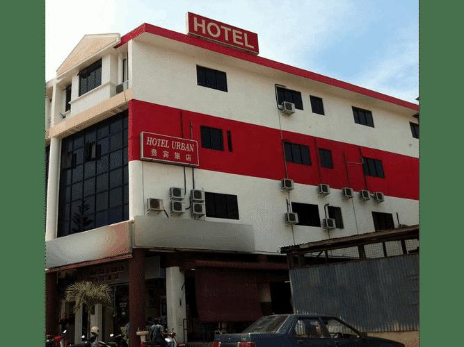 EXTERIOR_BUILDING Urban Hotel