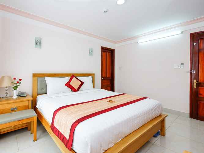 BEDROOM Gold Dream Hotel Dalat