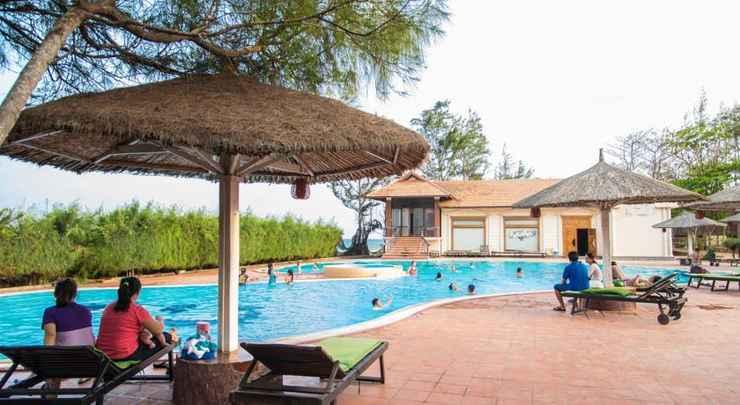 SWIMMING_POOL Resort Đồi Sứ