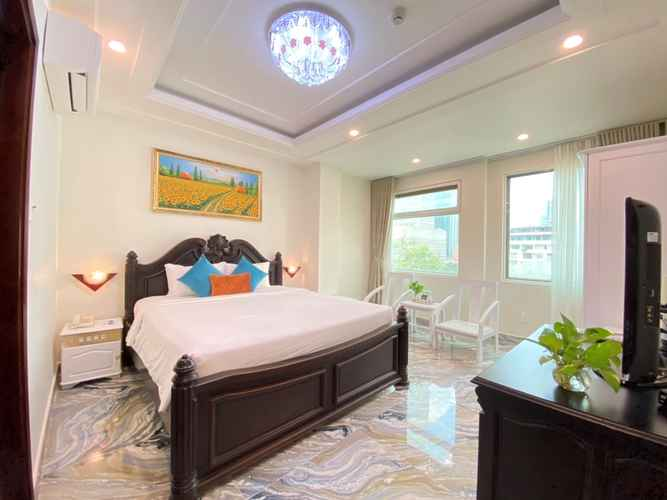BEDROOM Khách sạn Sài Gòn Hà Nội