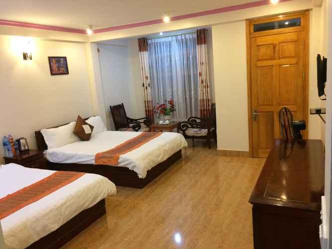 BEDROOM Khách sạn Mountain City