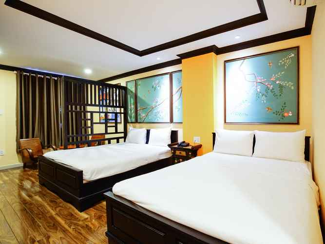 BEDROOM Khách sạn IPeace