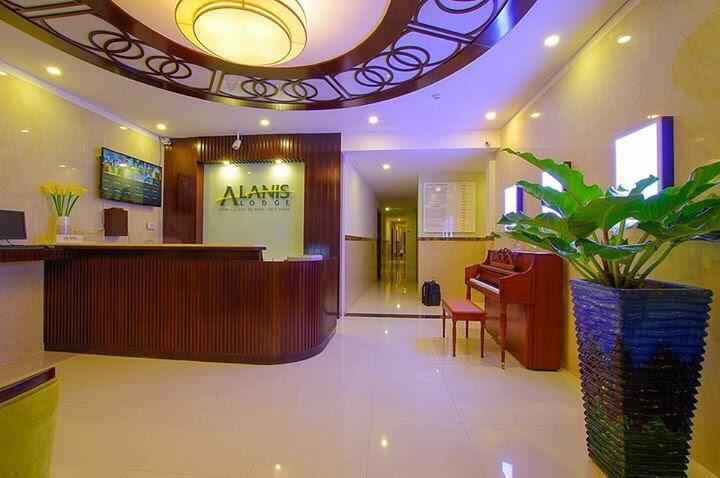 LOBBY Alanis Lodge Phú Quốc