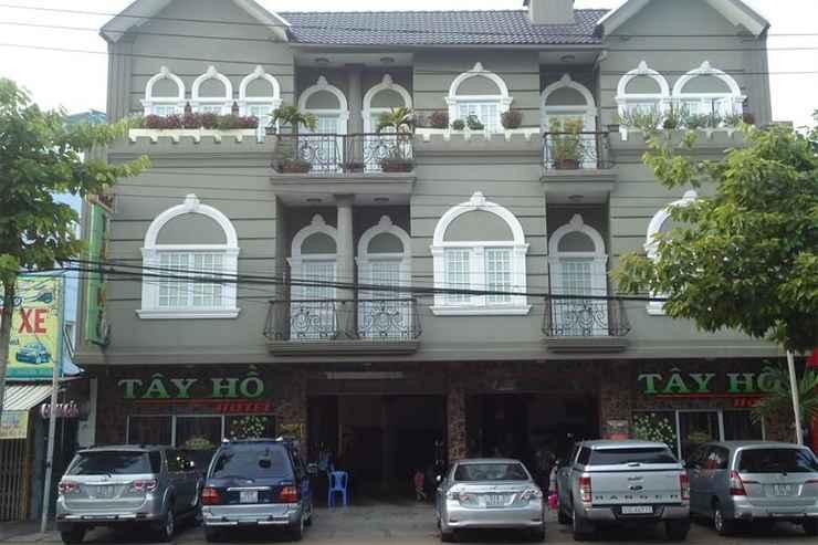 EXTERIOR_BUILDING Khách sạn Tây Hồ Phan Thiết