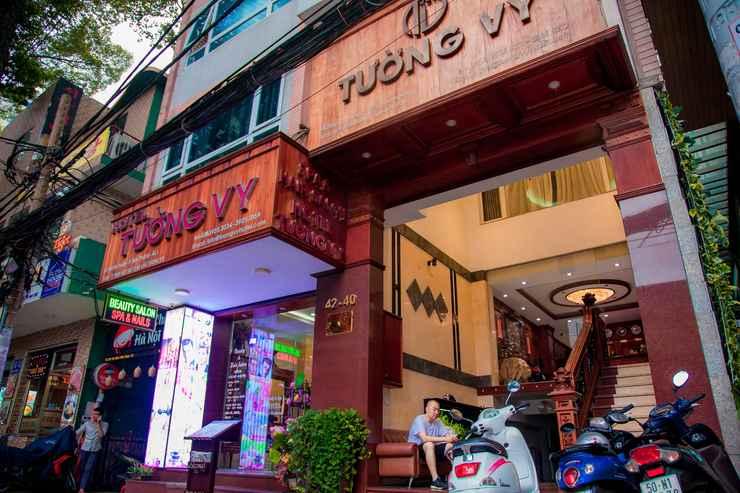EXTERIOR_BUILDING Khách sạn Tường Vy