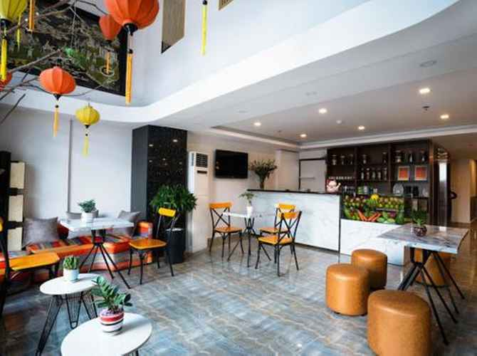 EXTERIOR_BUILDING Khách sạn Hương Mai