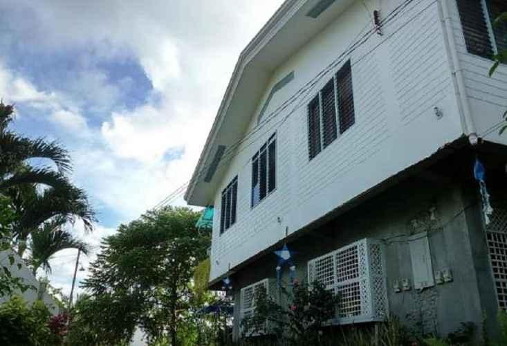 EXTERIOR_BUILDING The Blue Apartelle