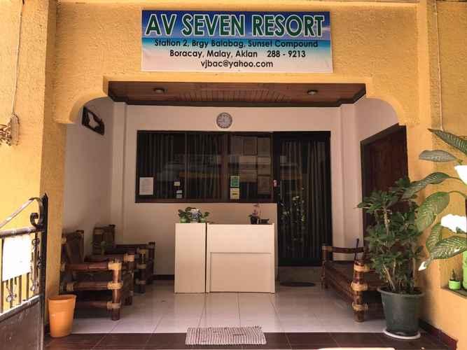 LOBBY AV Seven Resort