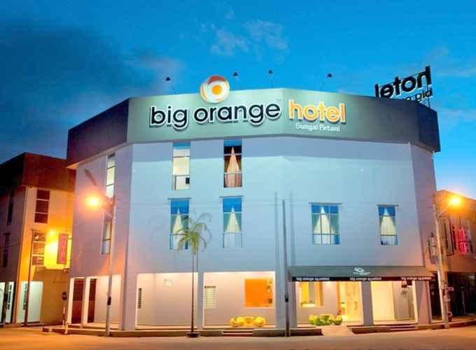 EXTERIOR_BUILDING Big Orange Hotel Sungai Petani