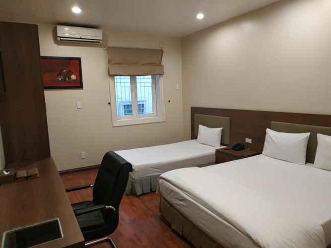 BEDROOM Khách sạn Tulip - Vũ Ngọc Phan