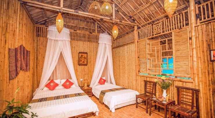 BEDROOM Tam Coc Rice Field Resort