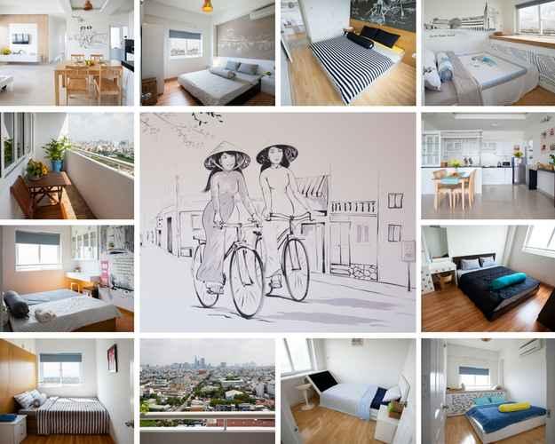 LOBBY Le Soleil - Vietnam Charm Apartment District 7