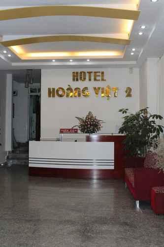 LOBBY Khách sạn Hoàng Việt 2 - Nguyễn Chí Thanh