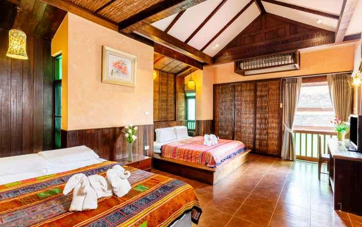 Amata Lanna Jangmuang   Chiang Mai - Deluxe Family Room
