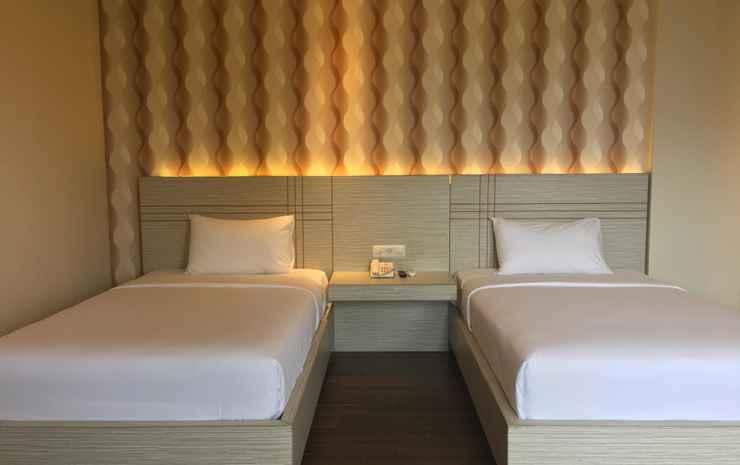 Grand Vilia Hotel Langgur Tual Maluku Tenggara - Deluxe Twin Room Only