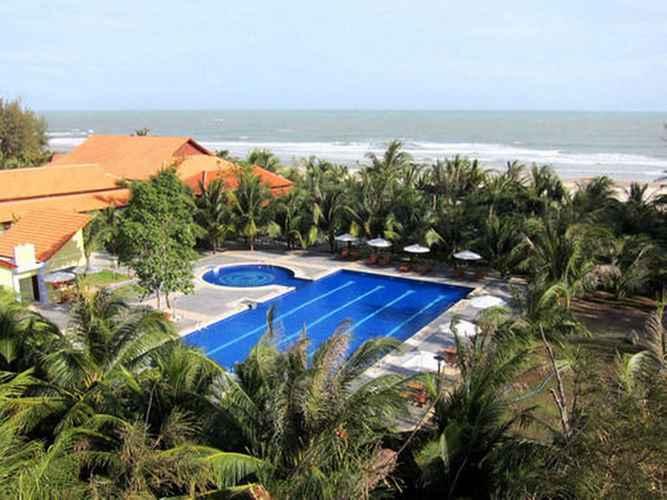 SWIMMING_POOL Dat Lanh Resort