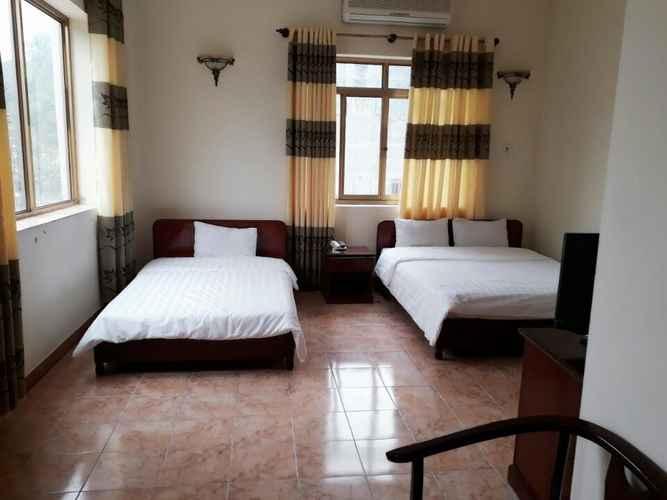 BEDROOM Khách sạn Cat Ba Plaza