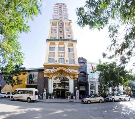 EXTERIOR_BUILDING Khách sạn Classic Hoang Long