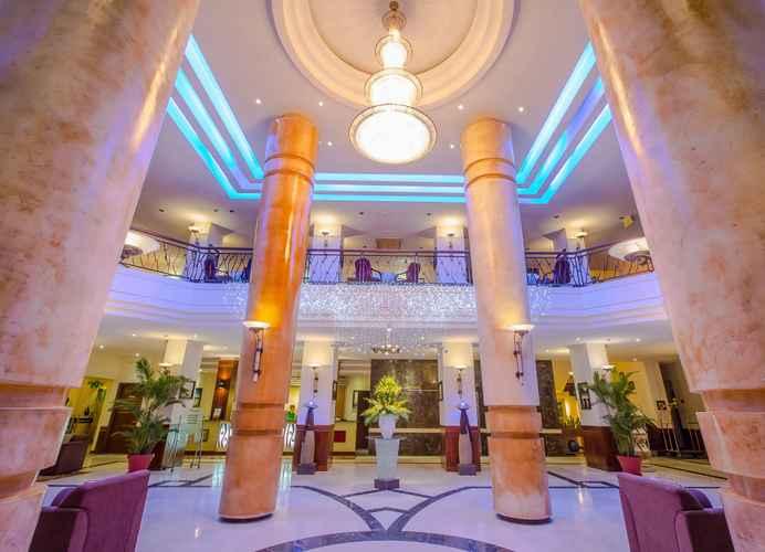 LOBBY Khách sạn Sài Gòn Quảng Bình