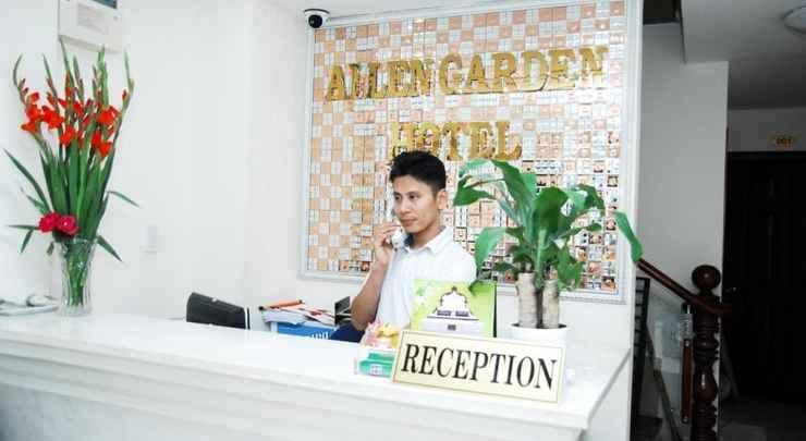 LOBBY Ailen Garden Hotel
