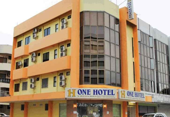 EXTERIOR_BUILDING One Hotel Sadong Jaya