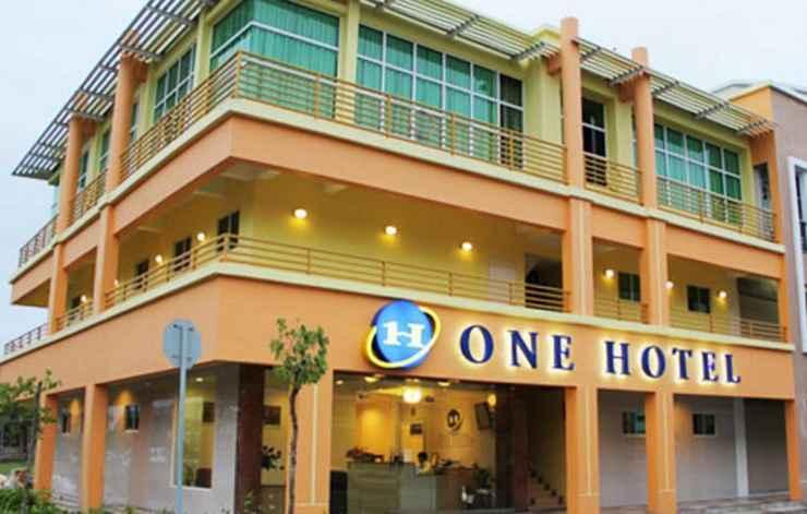 EXTERIOR_BUILDING One Hotel Lintas Jaya