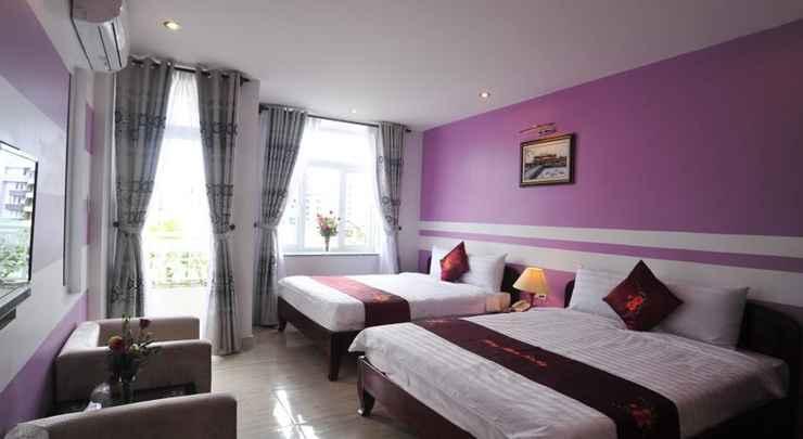BEDROOM Hong Thien Ruby Hotel
