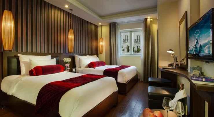 BEDROOM Golden Art Hotel