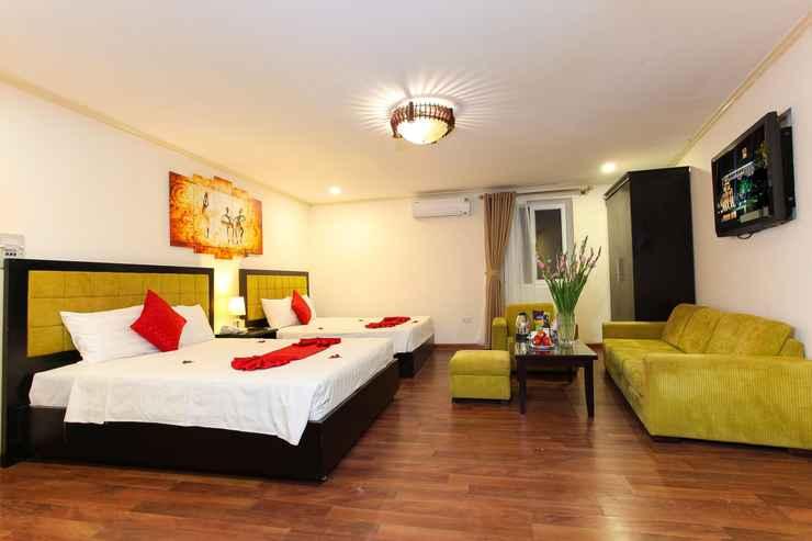 BEDROOM Helios Legend Hotel