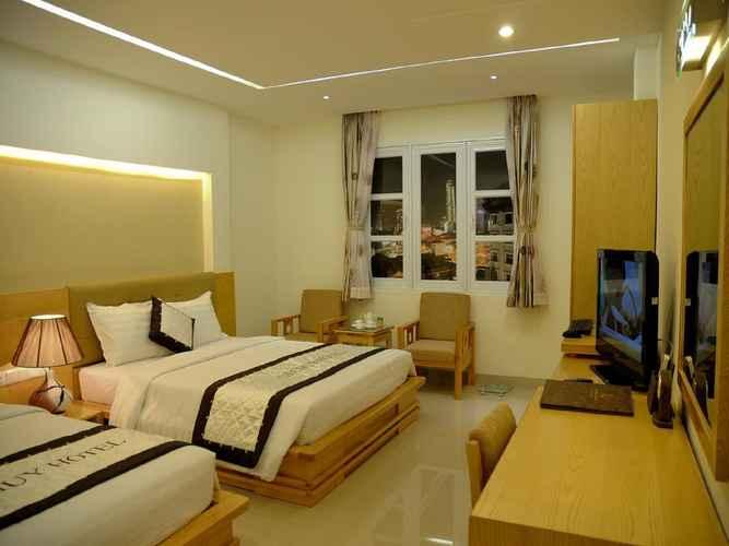BEDROOM Khách sạn Gia Huy