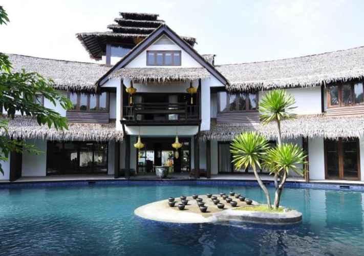 EXTERIOR_BUILDING Villa Samadhi Kuala Lumpur