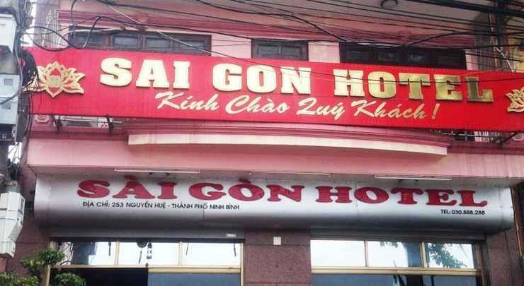 EXTERIOR_BUILDING Saigon Hotel