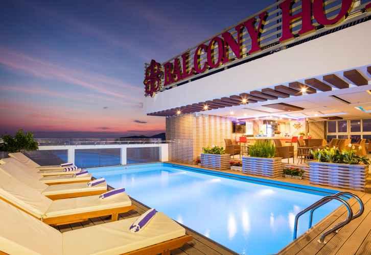 SWIMMING_POOL Khách sạn Balcony Nha Trang