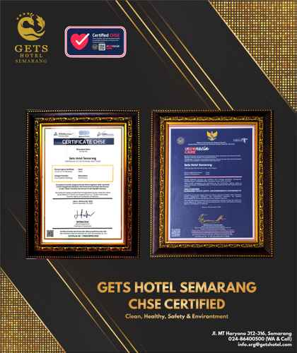 EXTERIOR_BUILDING Gets Hotel Semarang