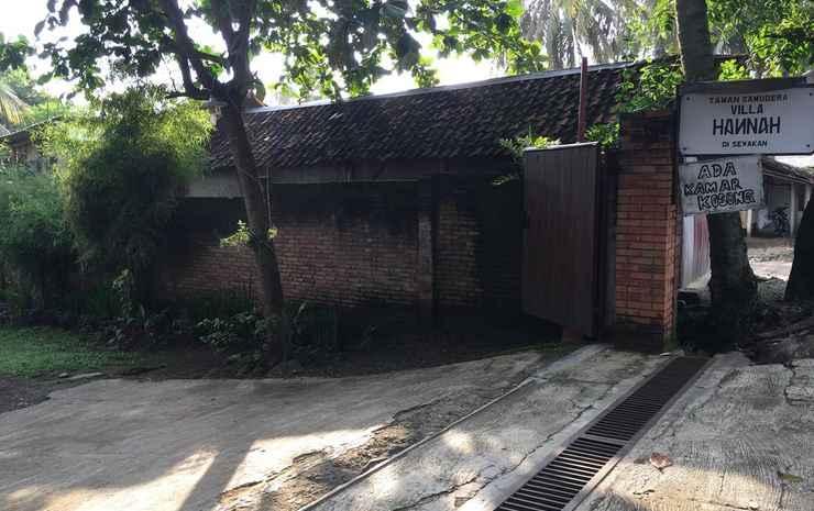 Villa Hannah Sukabumi -