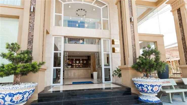 EXTERIOR_BUILDING Blue Sky Phú Quốc Hotel