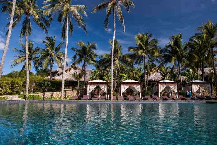 EXTERIOR_BUILDING Aroma Beach Resort & Spa