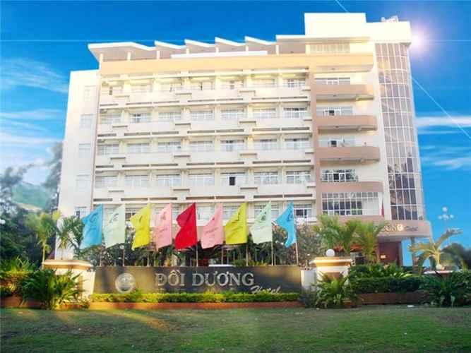 EXTERIOR_BUILDING Khách sạn Đồi Dương