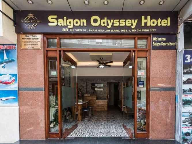 EXTERIOR_BUILDING Khách sạn Saigon Odyssey