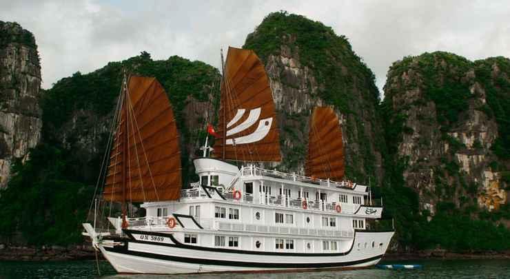 EXTERIOR_BUILDING Bhaya Halong Cruise