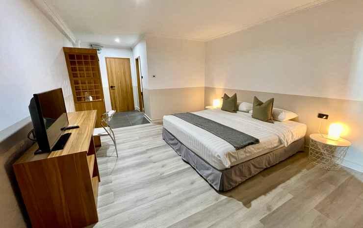 Garden Paradise Hotel & Serviced Apartment Chonburi - New standard room