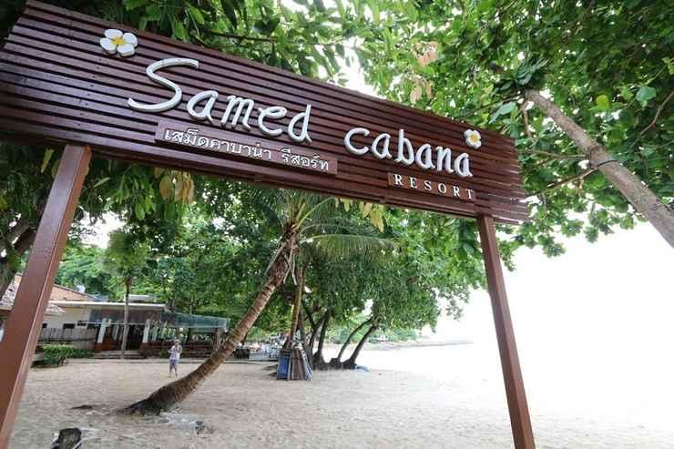EXTERIOR_BUILDING Samed Cabana Resort